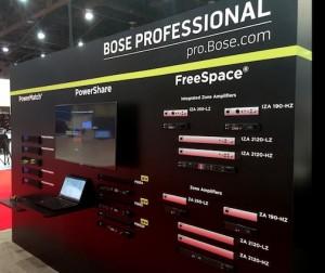 Bose Professional InfoComm2016