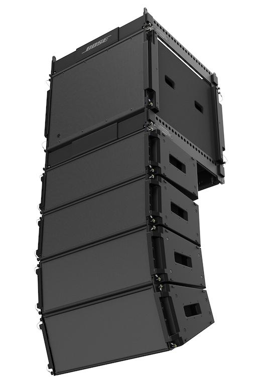 ShowMatch deltaq new array speaker Bose Professional