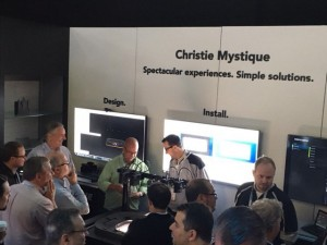 Christie Mystique Infocomm2016