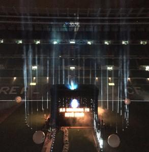 Clay Paky MA Lighting celebracion Undecima