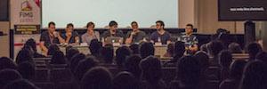 FIMG 2016 presenta a los participantes del II Congreso Internacional de Luz y Mapping