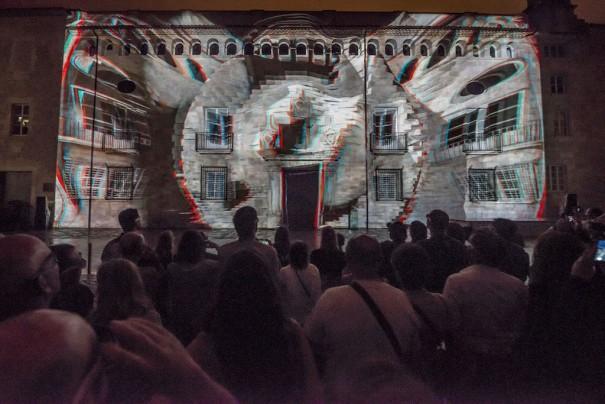 Congreso Luz y Mapping Gerona2015