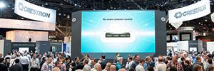 Crestron ofrece una nueva línea de soluciones para optimizar el audio en las salas de reunión