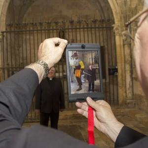 DNA Expertus Segittur Catedral de Tarragona
