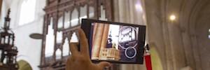 La Catedral de Tarragona ofrece videoguías multimedia con AR para fomentar las visitas culturales