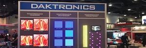 Daktronics desarrolla una pantalla Led exterior de 1,9 mm de píxel pich