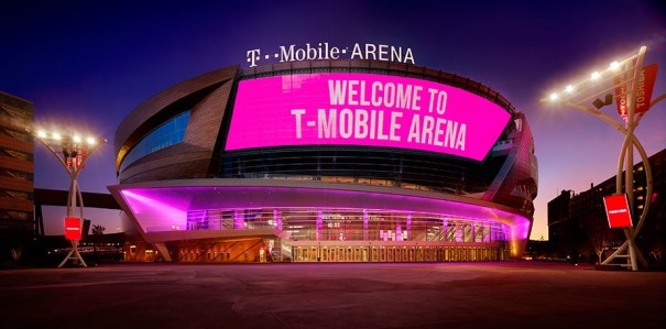 Daktronics T-Mobile Arena