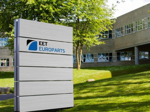 EET Europarts headquarters Denmark