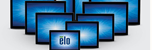 Elo series 90: touch monitors for applications in interactive kiosks