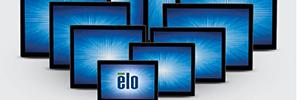 Elo Serie 90: monitores táctiles para aplicaciones en kioscos interactivos