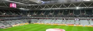 Exterity muestra las ventajas de sus soluciones de vídeo IP y digital signage para estadios