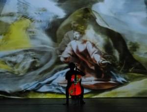 Festival videmapping Castilla y Leon