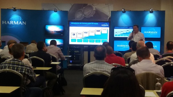 Harman roadshow Madrid Avit Vision
