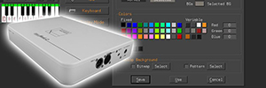 Lasergraph DSP renueva su interfaz para optimizar sus funciones y facilitar su manejo