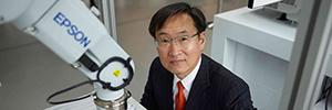 Epson revoluciona la robótica industrial con los nuevos sensores de alta precisión S-250