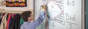 Los proyectores de NEC Display sitúan a la Escuela Pàlcam a la vanguardia de la educación digital