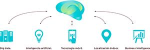 Neuromobile Salida: motor de localización indoor para entornos de retail
