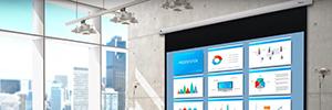 Optoma ofrece proyecciones impactantes y realistas con la tecnología Amazing Colour