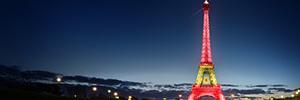 La Torre Eiffel se iluminará en la UEFA Euro 2016 con los colores que decida la afición