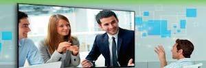 """Panasonic muestra en InfoComm su nueva serie de pantallas EF1 en 75 y 84"""""""