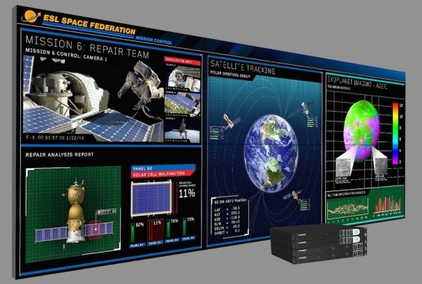 Planar Clarity Matrix MX55HDX Infocomm2016
