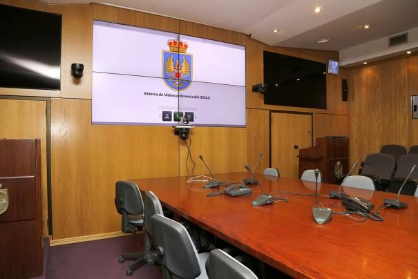 Polycom Ministerio Defensa