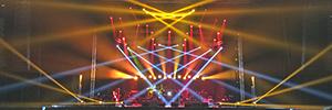 La gira Raphael Sinphónico se ilumina con los equipos de Robe y Vari-Lite