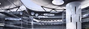 SheperdLed presenta su nueva línea de iluminación Serie Madrid para grandes instalaciones