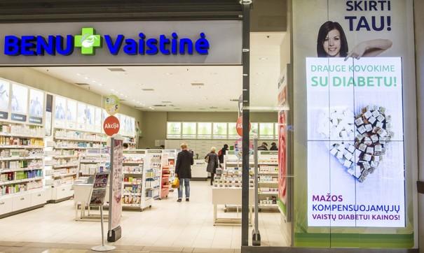 Signagelive en Benu Pharmacies