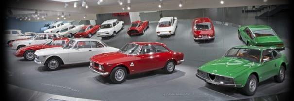 Work Pro Mark Pro museo Alfa Romeo