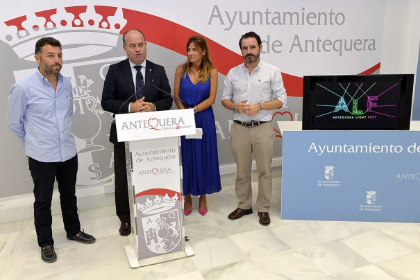 Antequera Light Fest