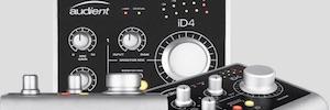 Audient desarrolla su nuevo interfaz compacto de audio iD4