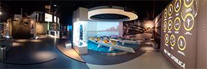 BGL proporciona el equipamiento audiovisual al Sport Xperience by Rafa Nadal