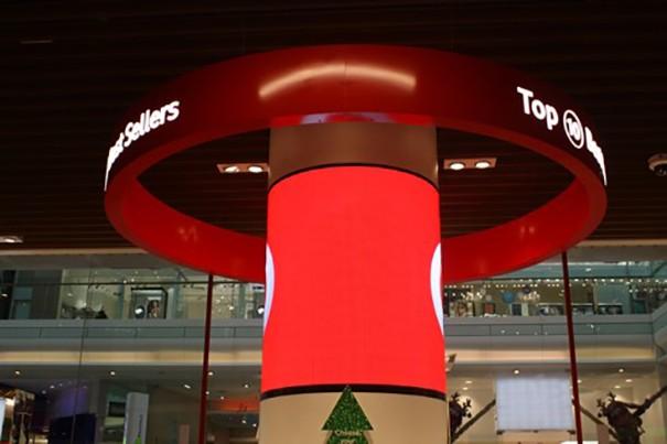 BrightSign Westfield Shopping Centre