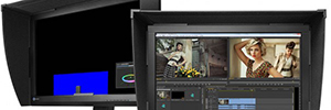 Eizo CG247X: monitor 24″ with color for video editing management