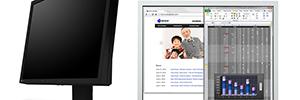 """Eizo FlexScan S1934: monitor de 19"""" con panel IPS para salas de control, empresas y entorno sanitario"""