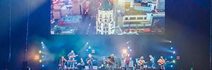 Elation Platinum FLX acompaña a Alan Jackson en su gira por Estados Unidos