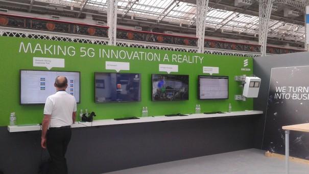 Ericsson 5G World2016