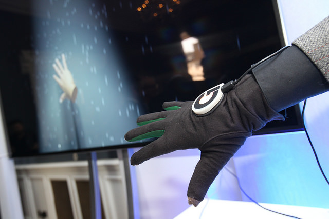 Ericsson and King's College performed a demonstration of touch 5G