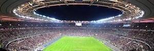 UEFA Euro 2016: Tripleplay aporta su tecnología IPTV y de digital signage para la final en el Estadio de Francia
