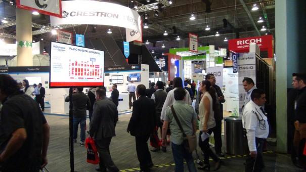 Expo TecnoMultimedia InfoComm Mexique 2015