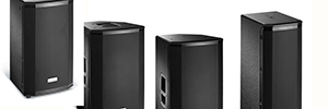 FBT Ventis: speakers for stage and fixtures