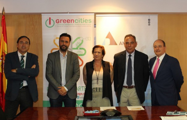 Greencities2016 acuerdo Ametic