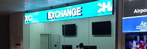 Exact Change sigue ampliando su red de oficinas e incorporando soportes Led de Led&Go