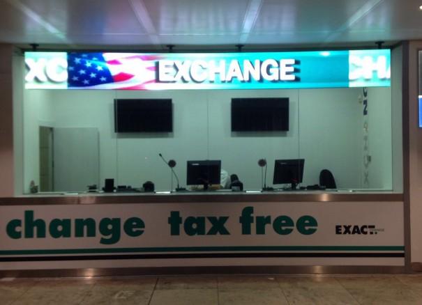 Aeroporto di Ledandgo Exact Change Alicante-Elche