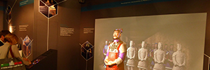 Panasonic muestra en Icom Milán cómo las soluciones de visualización mejoran la experiencia en los museos
