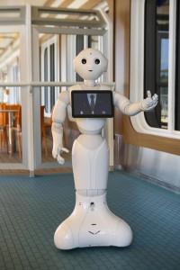 Pepper Robot - Costa Diadema 4