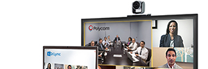 Polycom RealConnect verbindet Skype fo mit anderen Anbietern