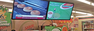 7 - eleven Mexico manages centrally its network of digital signage with Scala