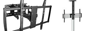 TooQ amplía su oferta de soportes para pantallas de hasta 100 pulgadas